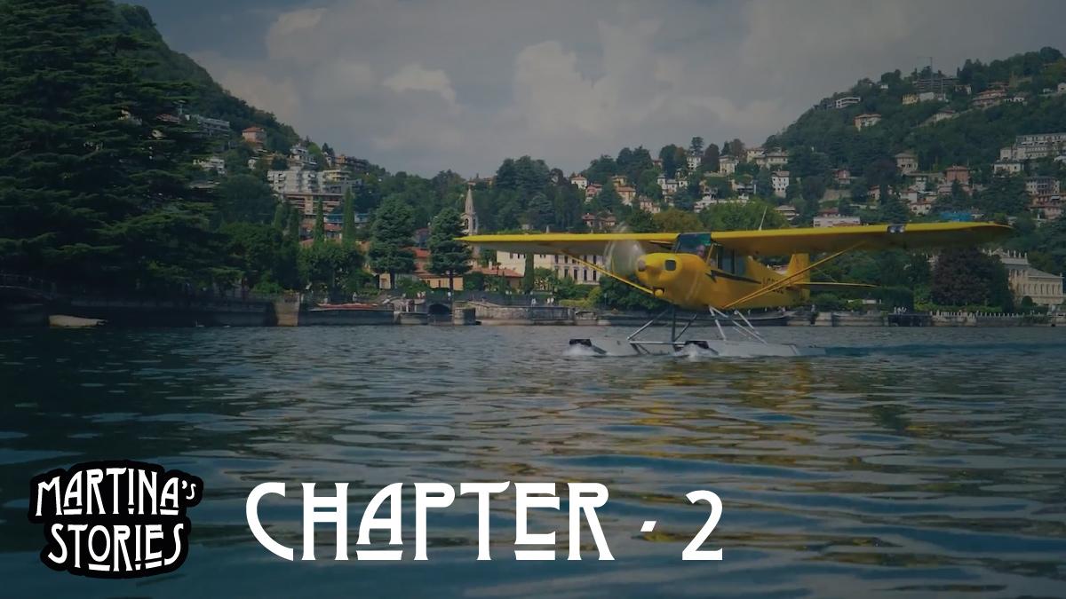 Aero Club Como - la storia
