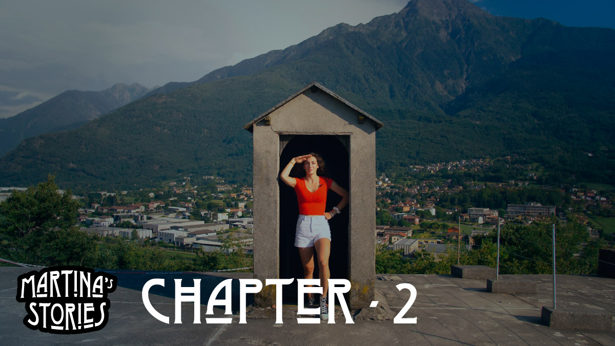 Martina's Stories - chapter 2