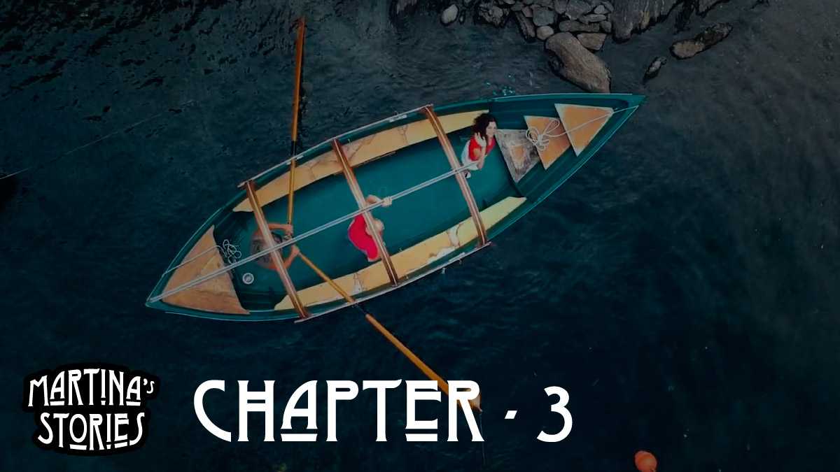 Martina's Stories - chapter 3